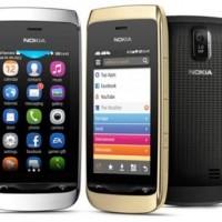 Nokia Asha 308 y 309: