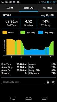 Sleep Time para Android