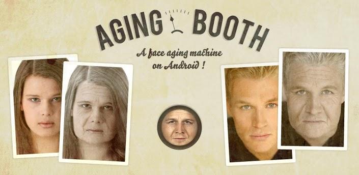 AgingBooth, conoce tu envejecimiento