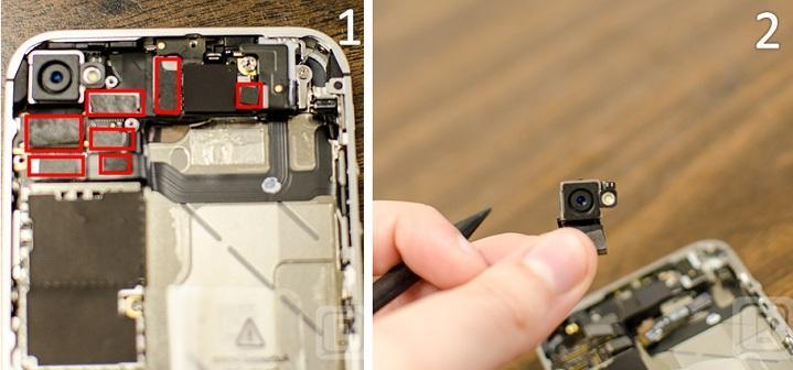 Cómo arreglar un auricular quemado o distorsionado en un iPhone 4S