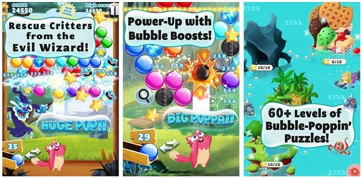 Bubble Manía, diversión en tu iOS y Android