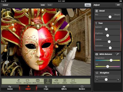 Camera+, una excelente aplicación para tu iPad