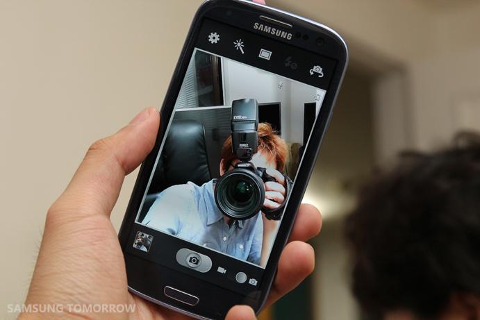 Características del Samsung Galaxy SIII