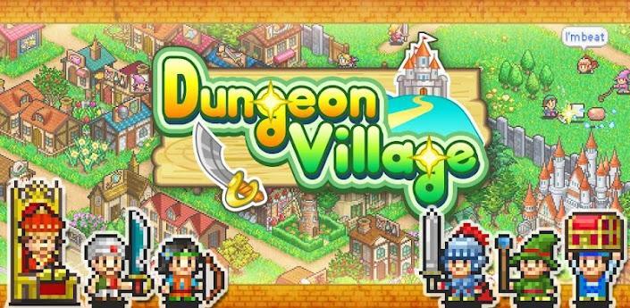 Dungeon Village, un interesante juego en tu Android