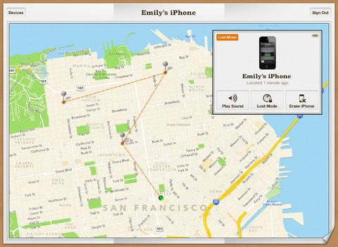 Find my iPhone, encuentra tu dispositivo iOS desde donde sea
