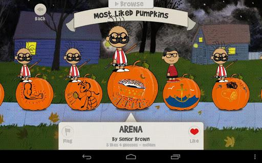 The Great Pumpkin Festival, un excelente juego por Halloween