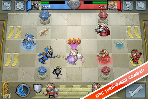 Hero Academy, un juego entretenido de estrategia