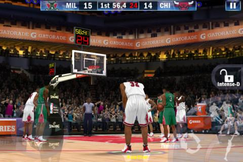 NBA 2K13, llega oficialmente a iOS