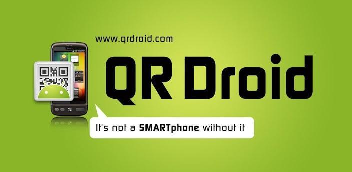 QR Droid, un escaner de código QR en tu Android