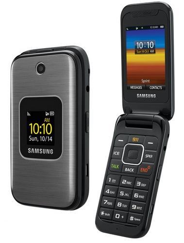 Samsung M400, un móvil para personas mayores