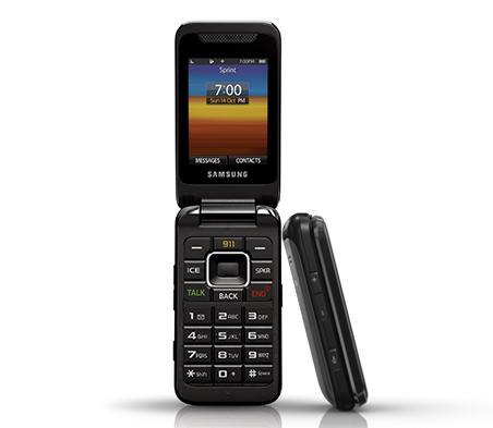 Samsung M400, un móvil para personas mayores y discapacitadas