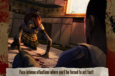 """The Walking Dead"", juego para iPhone y iPad"