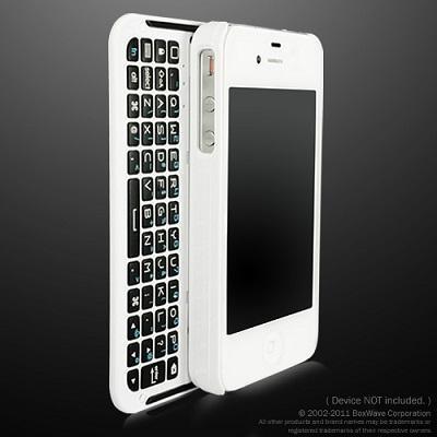 Teclado Boxwave para iPhone 4S