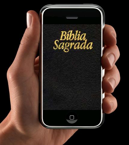 Biblia para celular touch, la aplicación que buscabas en tu móvil