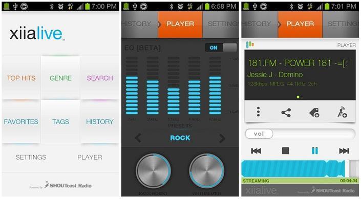 XiiaLive Lite, tu mejor radio en vivo