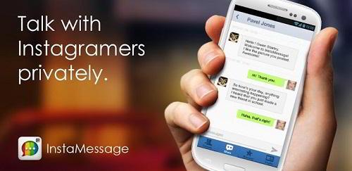 Aplicación gratis para Android: InstaMessage