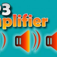 Aplicacion para Android: MP3 amplifier