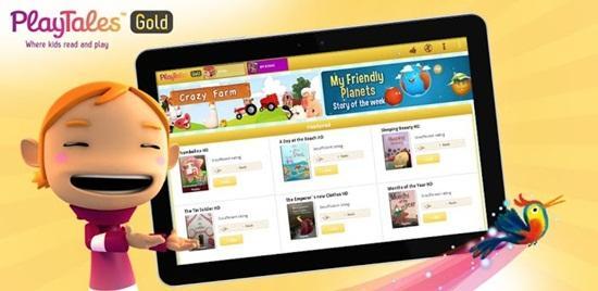 Aplicaciones gratis para Android: PlayTales