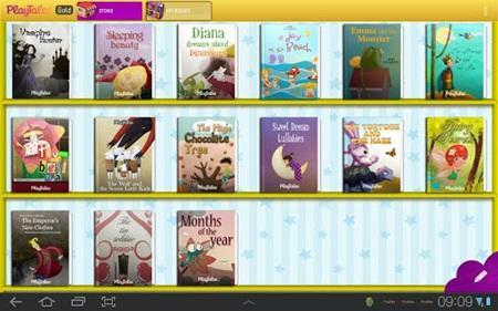 Aplicación gratis para Android: PlayTales