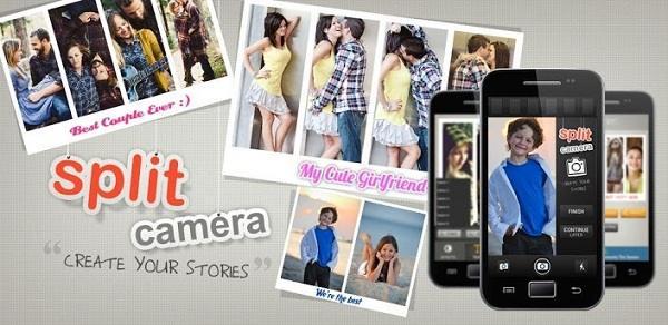 Aplicación para Android: Slit Camera
