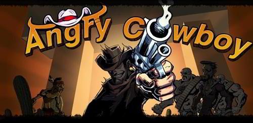 Juego gratis para Android: Angry Cowboy