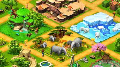 Juego infantil Android: Wonder Zoo