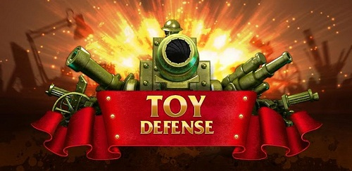 Juego para Android: Toy Defense