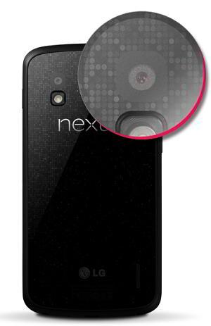 Nexus 4: Especificaciones principales