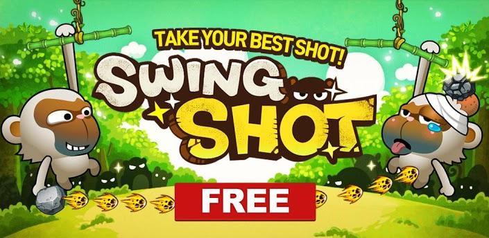 Juego para Android, ten toda la diversión con Swing Shot