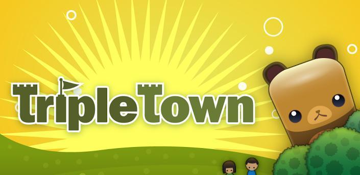 Juego para Android, un fabuloso rompecabezas con Triple Town