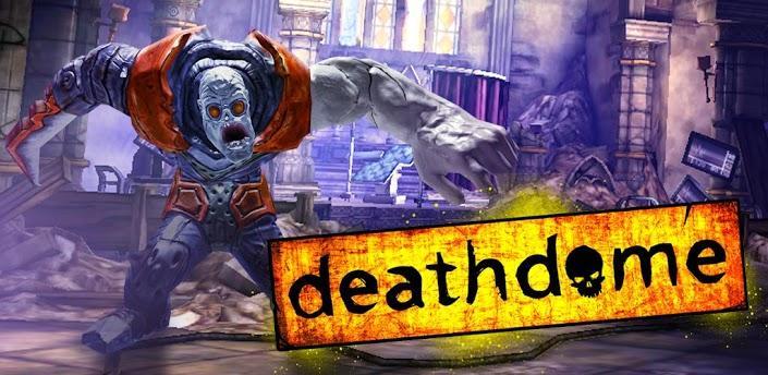 Death Dome, dale un poco de aventura a tu móvil
