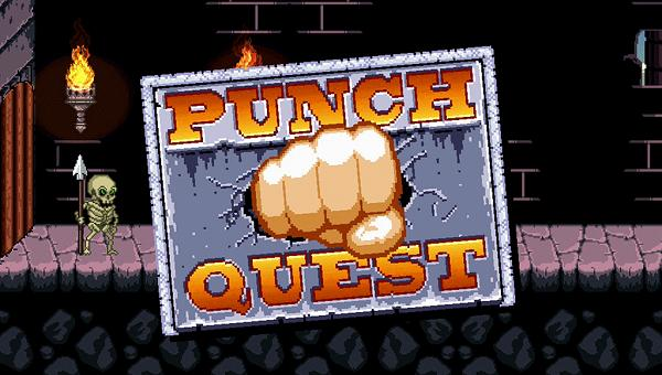 Punch Quest, divertido juego para tu dispositivo iOS