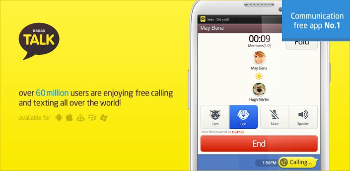 Aplicaciones para Android, algunas actualizaciones para ustedes