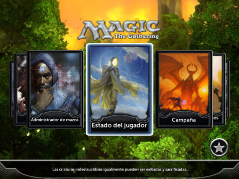 Magic 2013, un divertido juego para iOS