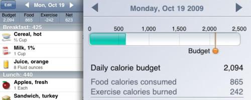 Aplicación para iOS, cuidemos nuestra alimentación con Lose It!