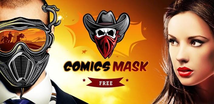 comics mask