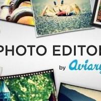 Photo Editor for Aviary para Android