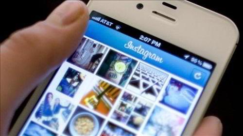 eliminar tus fotos y cuenta de Instagram