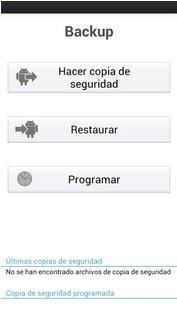 Cómo hacer una copia de seguridad en mi LG Optimus L9
