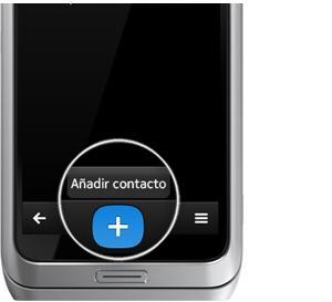 bloquear un contacto en mi Nokia