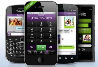 Viber llega a Windows Phone y BlackBerry