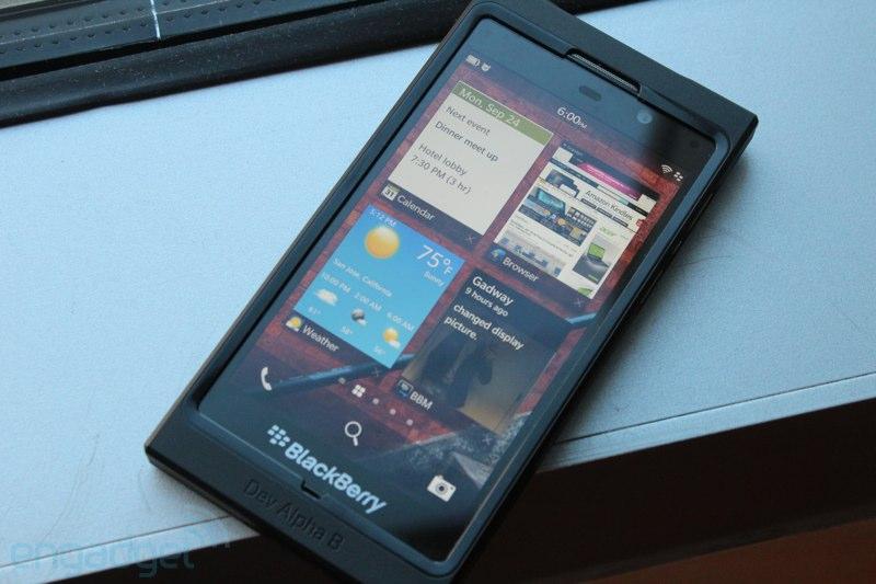 BlackBerry os 10