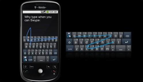 teclado Swypw