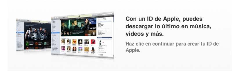 Guía para crear un ID de Apple