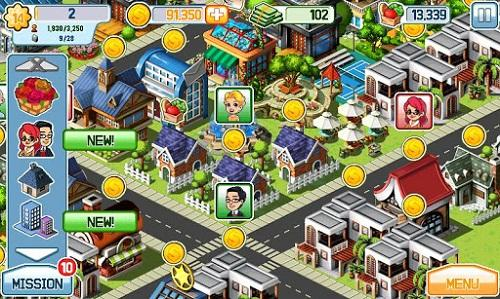 Little Big City para Android