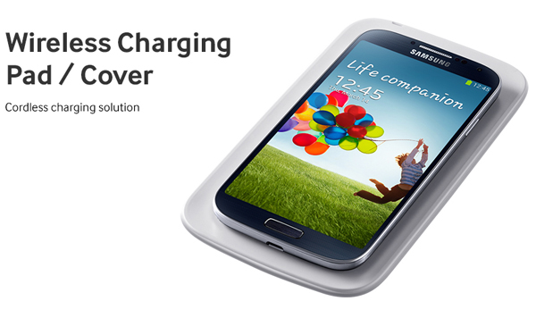 Galaxy-S4-charging-pad