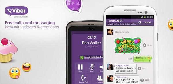 Viber para Android