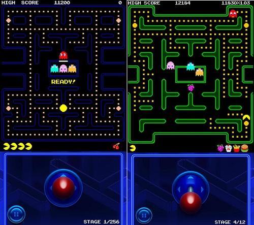Pac-Man + Tournaments
