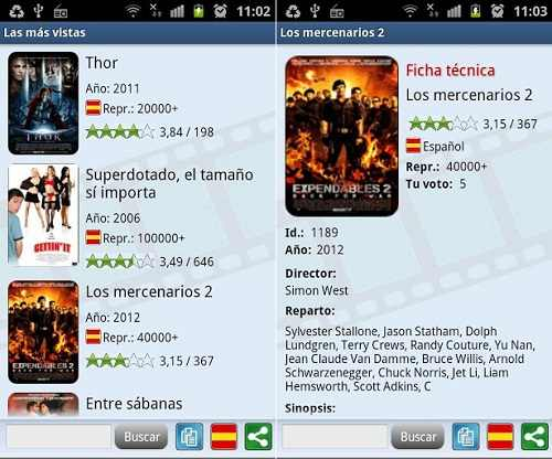 Películas Wifi 2013