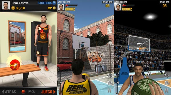 real-basketball-para-android
